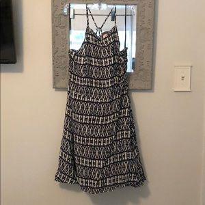 H&M divided summer dress